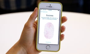 Apple's iPhone 5S was launched in 2013 with fingerprint authentication technology.