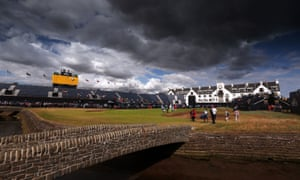 The burnt rough at Carnoustie, scorched by the recent spell of hot weather, may take away some of the course's menace at this year's Open Championship.