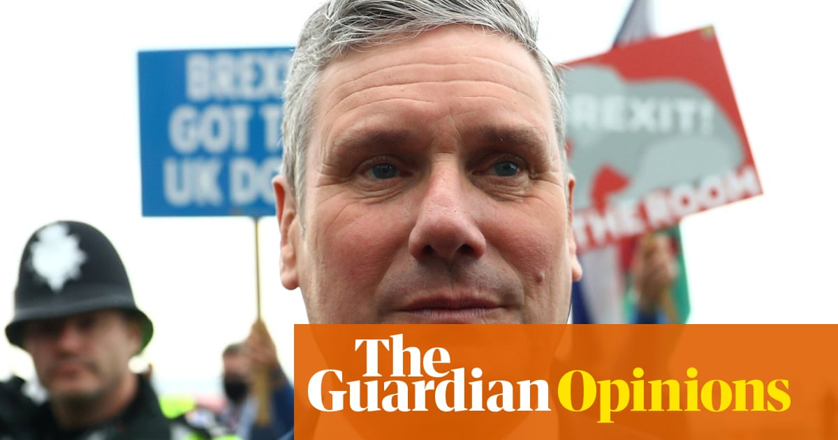 The Guardian view on Starmer's Labour: time to take on the Tories