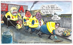 Martin Rowson cartoon 29.07.2021