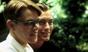 Identity theft … Matt Damon and Jude Law in The Talented Mr Ripley.