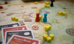 Pandemic Iberia casts players as medics fighting diseases in 19th century Spain and Portugal.