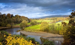 Ruskin's view, near Kirkby Lonsdale.