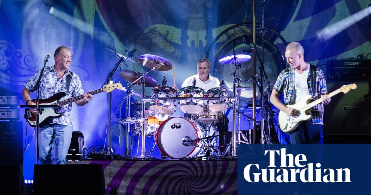 Interstellar overdrive: Pink Floyd take Spandau Ba...