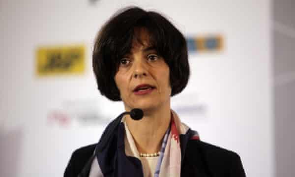 Delia Velculescu.