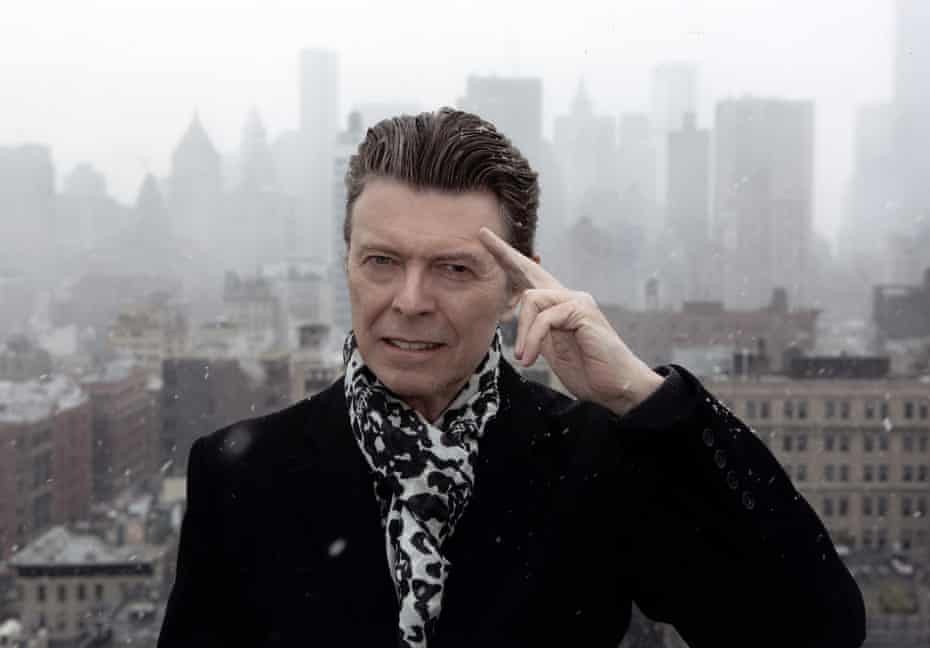 David Bowie (1947-2016).