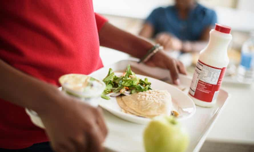 The Trump administration has rolled back standards for schools to serve healthier food.