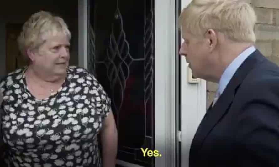 Boris Johnson Conservative leadership campaign video