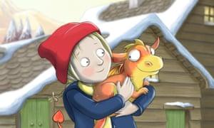 Mimi and the Mountain Dragon.