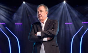 Who Wants to Be a Millionaire's new host … Jeremy Clarkson.