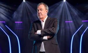 Stumped by reality: Jeremy Clarkson.