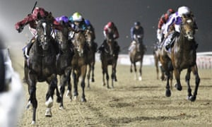 Newcastle's all-weather track, on which Kameko won a Group One in November, could be back in the news on 1 June.