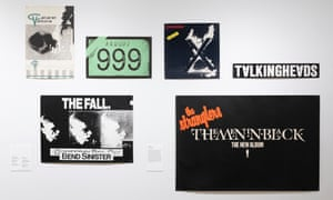Too Fast to Live, Too Young to Die: Punk Graphics, 1976-1986 at the Museum of Arts and Design, New York.