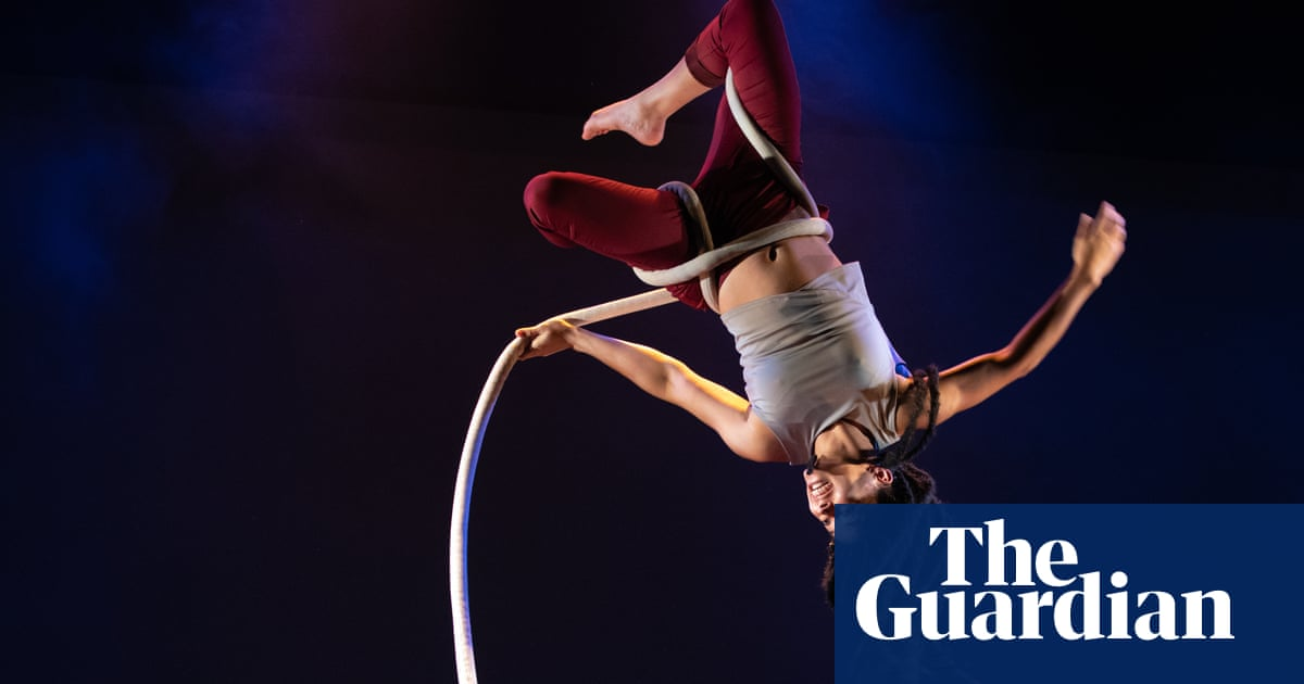 'We find our talent in unusual ways': the revolutionary circus of Extraordinary Bodies