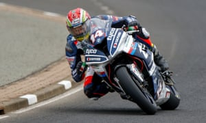 Dan Kneen was the 2014 Irish Superbike champion and also won the 2014 Ulster Grand Prix.