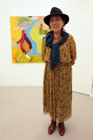 Anna Jung Seo, painter