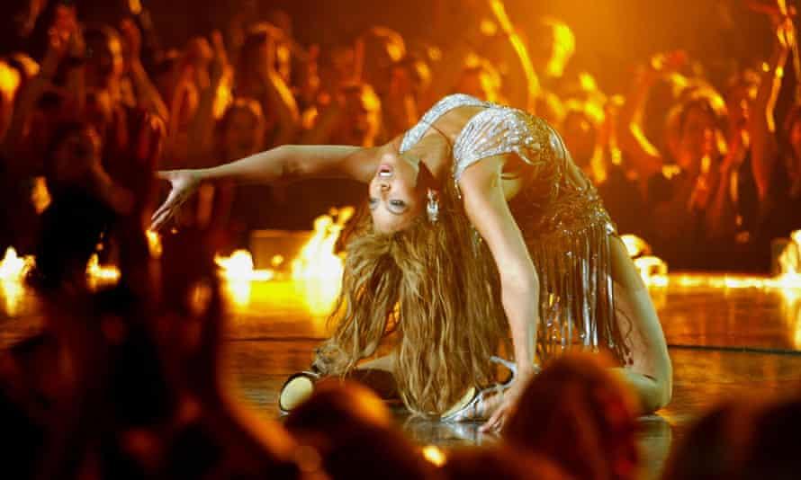 'Pop's new reigning diva' ... Beyoncé in 2003.