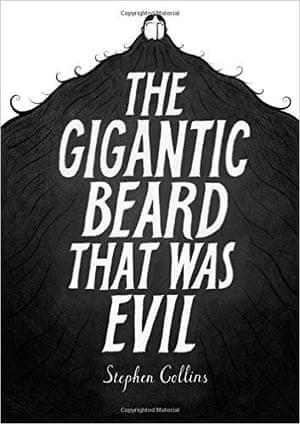 the gigantic beard the was evil