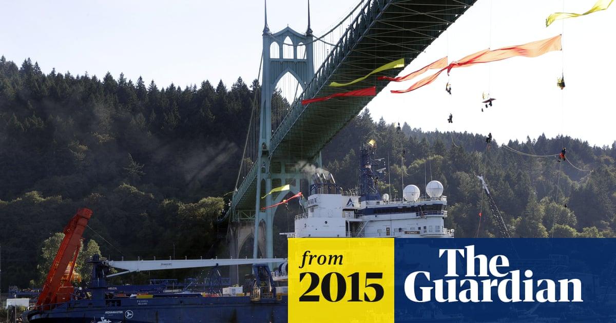 Portland's bridge-hangers and 'kayaktivists' claim win in