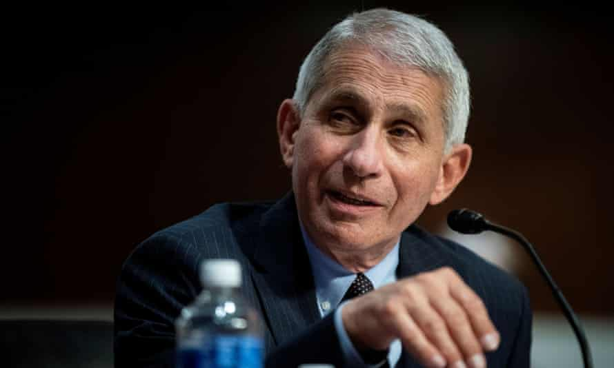 On Monday, Fauci called for a 'step back' in state reopening efforts as cases and deaths continue to rise.