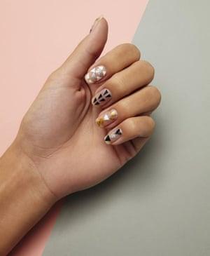 Nails, £8, by Juku.