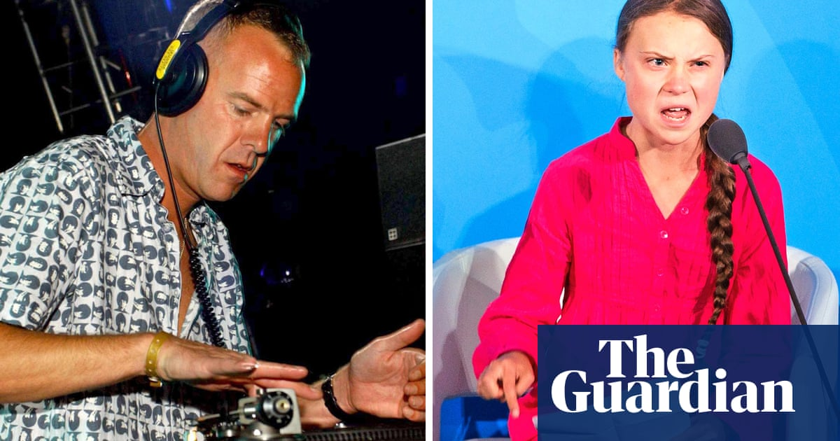 Right here, right now: Fatboy Slim samples Greta Thunberg for live show