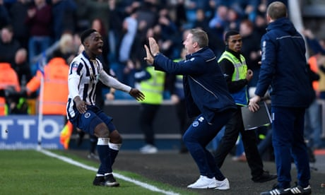 Leicester just caught us at a bad time, says Millwall's Neil Harris