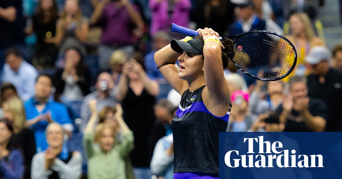Bianca Andreescu bears down on big points to reach first US Open final
