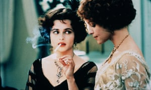 Helena Bonham Carter and Alison Elliott in Hossein Amini's adaptation of The Wings of the Dove by Henry James