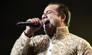 Reports allege that the Pakistani singer Rahat Fateh Ali Khan has been dropped from the upcoming film Laali Ki Shaadi Mein Laddoo Deewana.