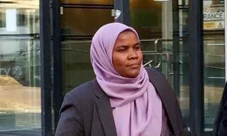 Dr Hadiza Bawa-Garba.