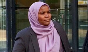 Dr Hadiza Hawa-Garba