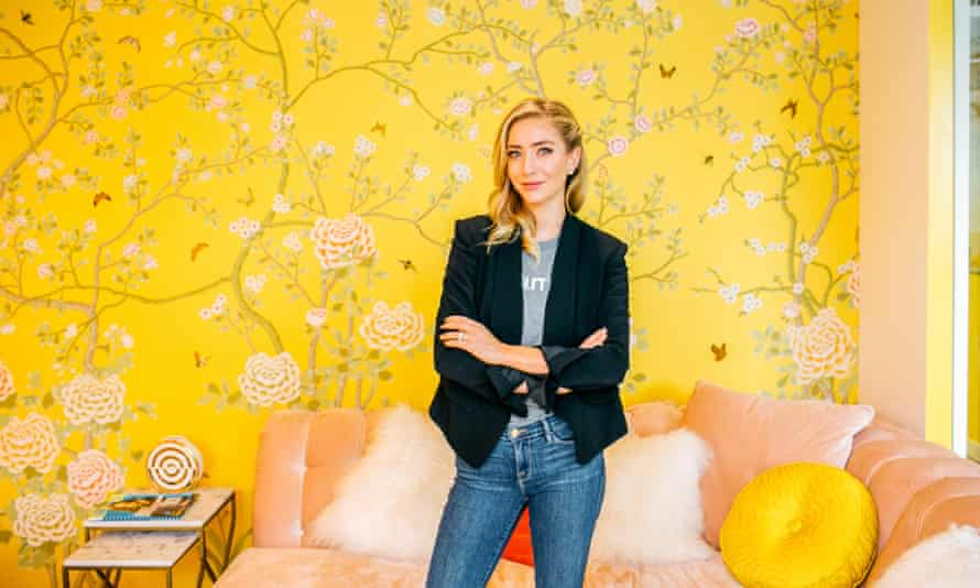 Whitney Wolfe founded Bumble after a bad experience using other dating apps.
