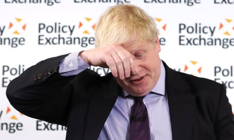 Boris digs himself deeper as his usual tricks fall flat