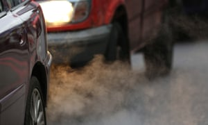 Figures show that although London has by far the highest level of nitrogen dioxide , many urban areas suffer dangerous levels of air pollution.