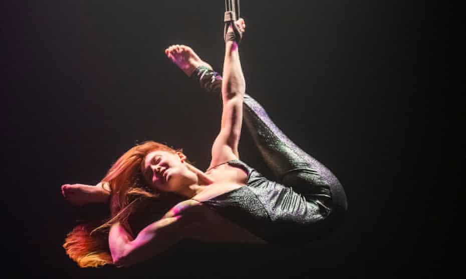 Holly Downey in Luminosa.