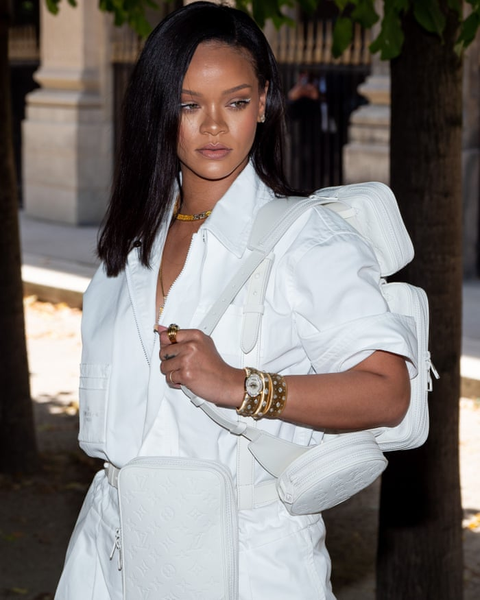 bb04482fcd9 Rihanna set to become LVMH s first black female designer – reports ...