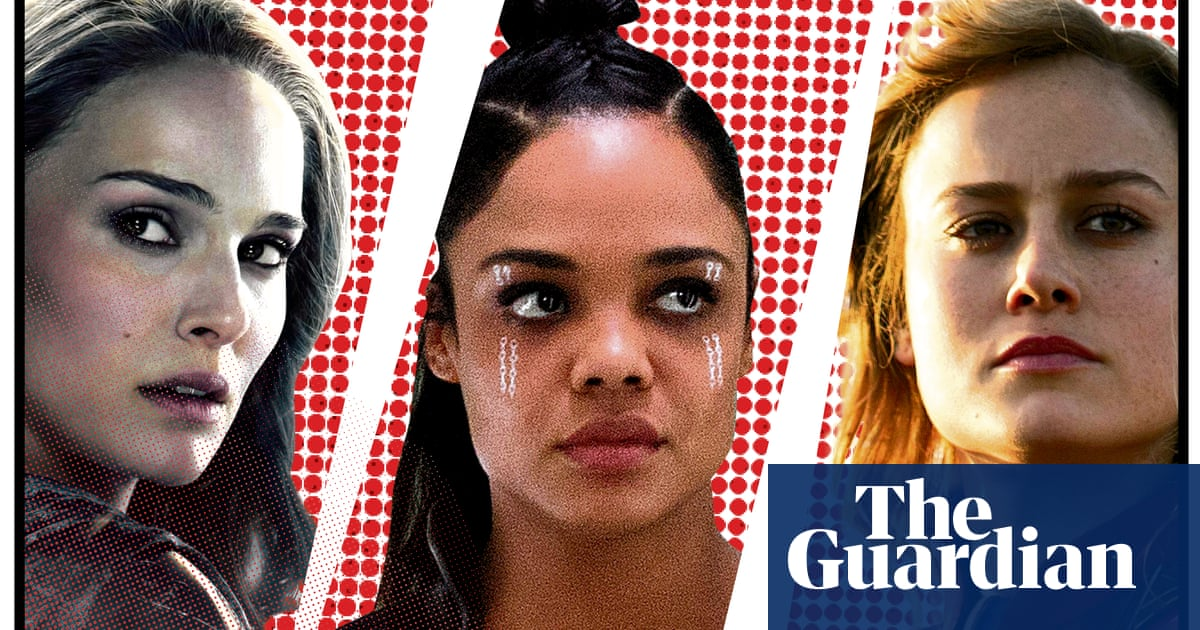 'White, male and brawny feels tired': is this the age of feminist Marvel movies?