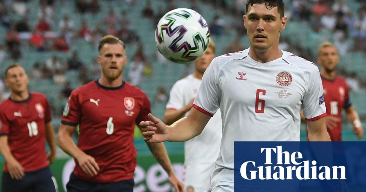 'Not that much better' – Denmark's Andreas Christensen on England