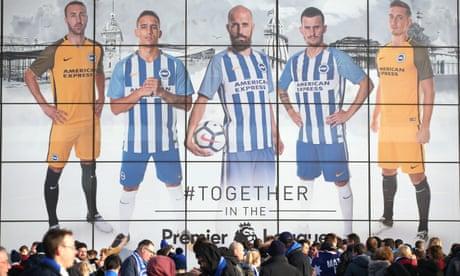 Brighton v Bournemouth: Premier League –live!
