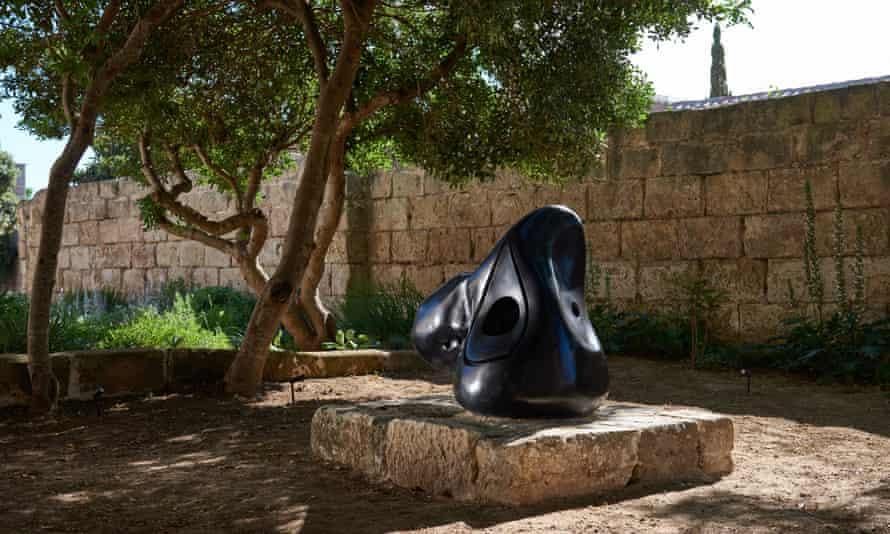 Le Père Ubu (1974) by Joan Miró.