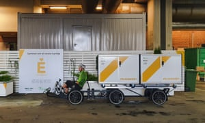 Norway Post say that their environmentally-friendly delivery vehicles have led to a 25% increase in worker productivity and a 40% decrease in the service's CO2 footprint in Oslo.