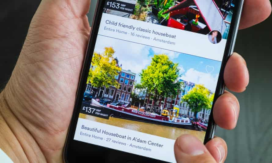 In the Netherlands, Airbnb is submitting 10,000 claims worth around €3m.
