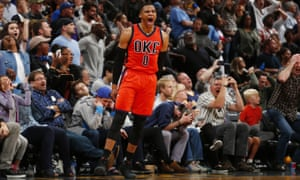 Russell Westbrook has made the magnificent appear routine this season