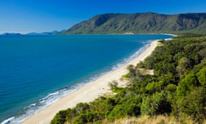 Wangetti Beach, north of Cairns