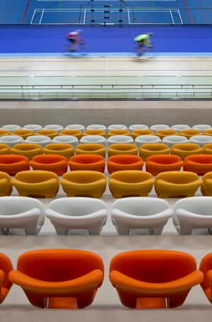 Derby Arena Velodrome, UK by Faulkner Browns Architects. Buildings In Use category