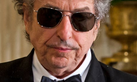 Bob Dylan finally accepts Nobel prize in literature at private ceremony in Stockholm