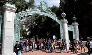The University of California, Berkeley campus.