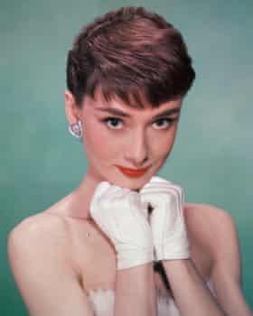 Belgian beauty: Audrey Hepburn, born in Brussels.