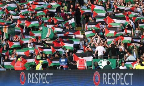 Image result for Celtic fans PHOTO